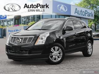 Used 2015 Cadillac SRX Luxury AWD, LUXURY, NAVI, PANORAMIC SUNROOF, POWER LIFTGATE for sale in Mississauga, ON
