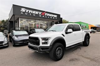Used 2020 Ford F-150 RAPTOR for sale in Markham, ON