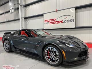 Used 2019 Chevrolet Corvette 2dr Grand Sport Cpe w/2LT for sale in Brantford, ON