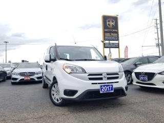 Used 2017 RAM ProMaster No Accidents | SLT | Low Km's | Certified for sale in Brampton, ON