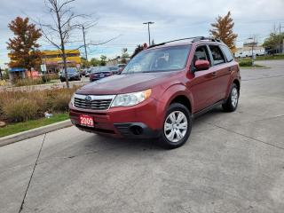 Used 2009 Subaru Forester Low km A, Auto, Only 142000 km, warranty availabl, for sale in Toronto, ON