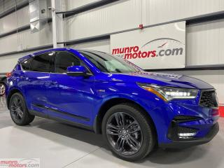 Used 2020 Acura RDX A-Spec AWD for sale in Brantford, ON