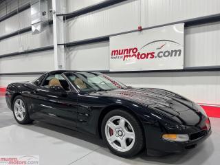 Used 1999 Chevrolet Corvette for sale in Brantford, ON