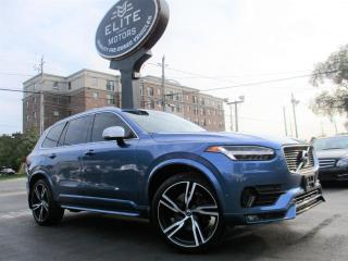 Used 2016 Volvo XC90 AWD 5dr T6 R-Design for sale in Burlington, ON