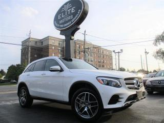 Used 2018 Mercedes-Benz GL-Class GLC 300 4MATIC SUV for sale in Burlington, ON