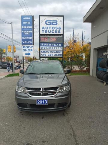 2013 Dodge Journey FWD 4dr Canada Value Pkg