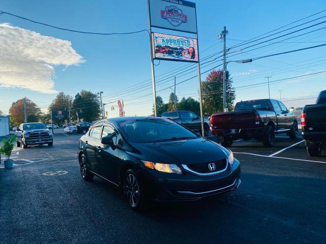 2013 Honda Civic EX / SUN ROOF / CLEAN CAR FAX / $101 BI-WEEKLY