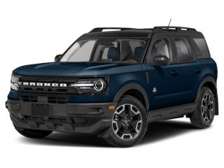New 2021 Ford Bronco Sport OUTER BANKS 4X4 for sale in Port Hawkesbury, NS