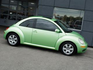 Used 2007 Volkswagen New Beetle LEATHER|SUNROOF|ALLOYS|AUTOMATIC for sale in Toronto, ON