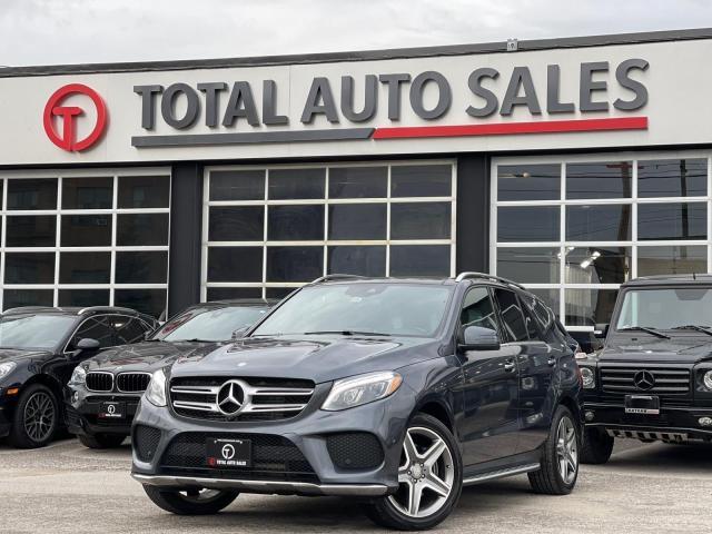 2016 Mercedes-Benz GLE //AMG SPORT | PREMIUM | NAVI | DIESEL