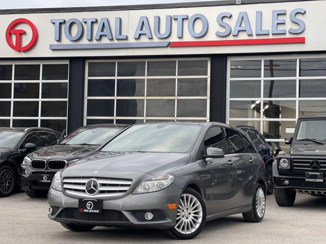 2014 Mercedes-Benz B-Class TOURING | PANO | LIKE NEW | NO ACCIDENTS