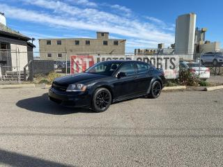 Used 2013 Dodge Avenger I $0 DOWN-EVERYONE APPROVED!!! for sale in Calgary, AB