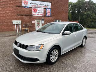 Used 2011 Volkswagen Jetta Comfortline 2L/SAFETY INCLUDED/SERVICE RECORDS for sale in Cambridge, ON