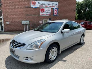 Used 2012 Nissan Altima 2.5 S/NO ACCIDENTS/SAFETY INCLUDED for sale in Cambridge, ON