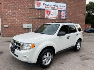 Used 2012 Ford Escape XLT/2.5L/NO ACCIDENTS/SAFETY INCLUDED for sale in Cambridge, ON