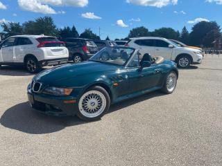 Used 1997 BMW Z3 2.8L/CONVERTIBLE/NO ACCIDENTS/SAFETY INCLUDED for sale in Cambridge, ON