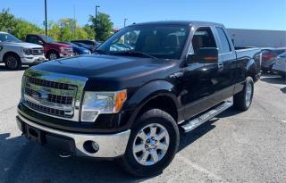 Used 2013 Ford F-150 XTR/3.7L/4x4/6 SEATS/ONE OWNER/NO ACCIDENTS/SAFETY for sale in Cambridge, ON