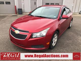 Used 2013 Chevrolet Cruze LT for sale in Calgary, AB