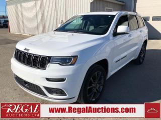 Used 2020 Jeep Grand Cherokee High Altitude for sale in Calgary, AB