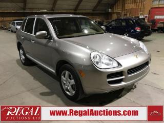 Used 2005 Porsche Cayenne S for sale in Calgary, AB