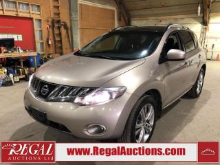 Used 2009 Nissan Murano LE for sale in Calgary, AB