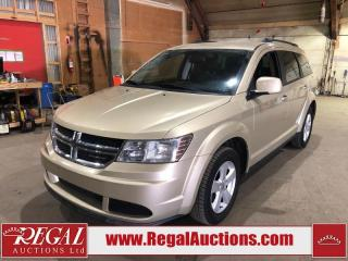 Used 2011 Dodge Journey for sale in Calgary, AB