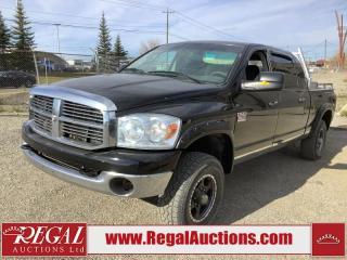 Used 2007 Dodge Ram 2500 Laramie for sale in Calgary, AB