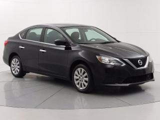 Used 2018 Nissan Sentra SV Bluetooth, Heated seats, Eco/Sport mode for sale in Winnipeg, MB