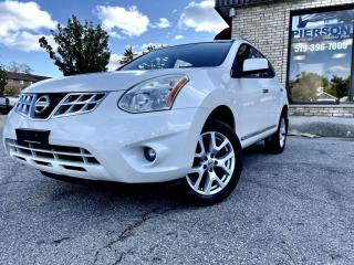 Used 2012 Nissan Rogue AWD SL for sale in Kincardine, ON