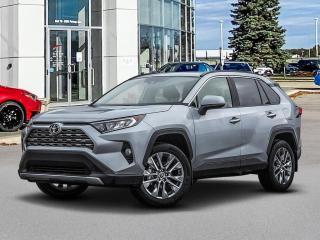 New 2021 Toyota RAV4 LIMITED  for sale in Winnipeg, MB