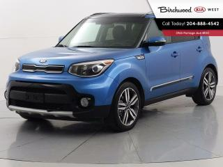 Used 2019 Kia Soul EX Premium   Accident Free   Low Km's   Panoramic Sunroof   Leather   Heated Steering   Rearview Camera   for sale in Winnipeg, MB