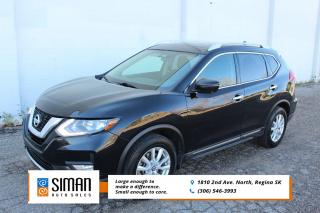 Used 2017 Nissan Rogue SV EXCELLENT VALUE for sale in Regina, SK
