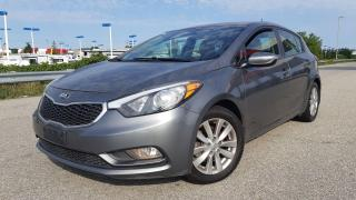 Used 2016 Kia Forte5 LX+5dr HB Man for sale in Etobicoke, ON