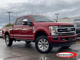 Used 2020 Ford F-350 Platinum for sale in Midland, ON