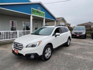 Used 2017 Subaru Outback 2.5i pzev for sale in New Liskeard, ON