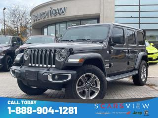 Used 2020 Jeep Wrangler Unlimited Sahara for sale in Scarborough, ON