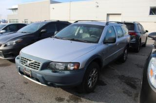 Used 2004 Volvo V70 2.5L Cross Country for sale in Whitby, ON
