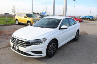 Used 2021 Volkswagen Jetta 1.4L Comfortline for sale in Whitby, ON