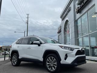 Used 2020 Toyota RAV4 XLE AWD Premium Pkg /leather/Memory seat for sale in Richmond Hill, ON