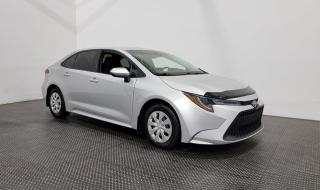 Used 2020 Toyota Corolla L Climatiseur - Caméra de recul - Bluetooth for sale in Laval, QC