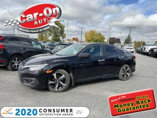 Used 2016 Honda Civic Touring | NEW ARRIVAL | NAV | LEATHER | SUNROOF for sale in Ottawa, ON