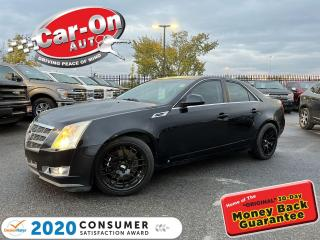 Used 2008 Cadillac CTS 3.6L AWD | NEW ARRIVAL | 19 ALLOYS | PANO ROOF | for sale in Ottawa, ON