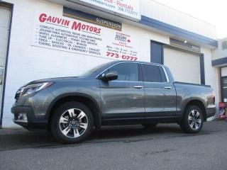Used 2017 Honda Ridgeline TOURING for sale in Swift Current, SK