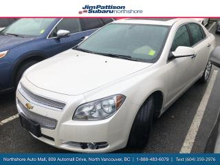Used 2011 Chevrolet Malibu LTZ for sale in North Vancouver, BC