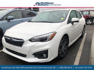 Used 2019 Subaru Impreza Sport w/ Eyesight for sale in North Vancouver, BC
