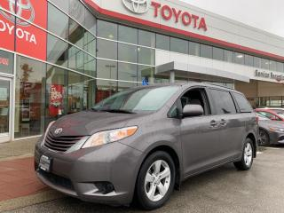 Used 2017 Toyota Sienna LE 8 PASSENGER for sale in Surrey, BC