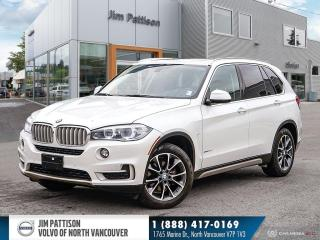 Used 2018 BMW X5 xDrive35d - ONE OWNER - NO ACCIDENTS for sale in North Vancouver, BC
