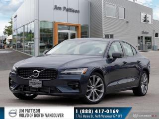 New 2021 Volvo S60 T5 for sale in North Vancouver, BC