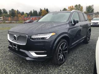 New 2022 Volvo XC90 Recharge Plug-In Hybrid T8 Inscription for sale in Surrey, BC
