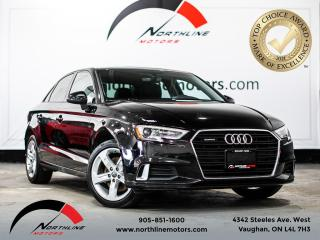 Used 2017 Audi A3 quattro 2.0T Komfort/SUNROOF/HEATED MIRRORS for sale in Vaughan, ON